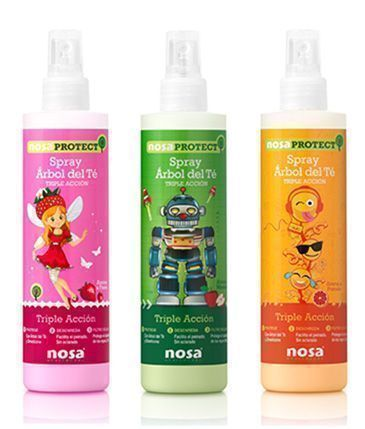 nosa protect spray arbol de te anti-piojos
