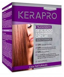 Kativa Kerapro 5 Kit Straightening Treatment