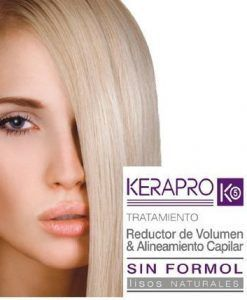 Kativa Kerapro 5 Kit Volume Reduction