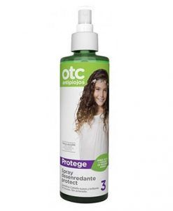 otc spray desenredante protect antipiojos